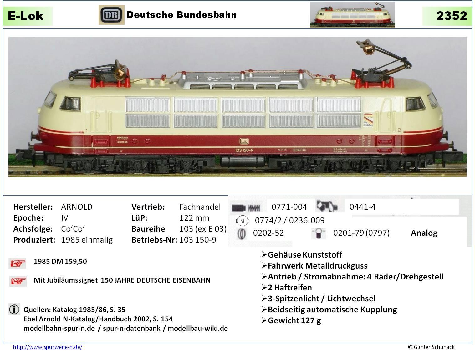 modelleisenbahn datenbank