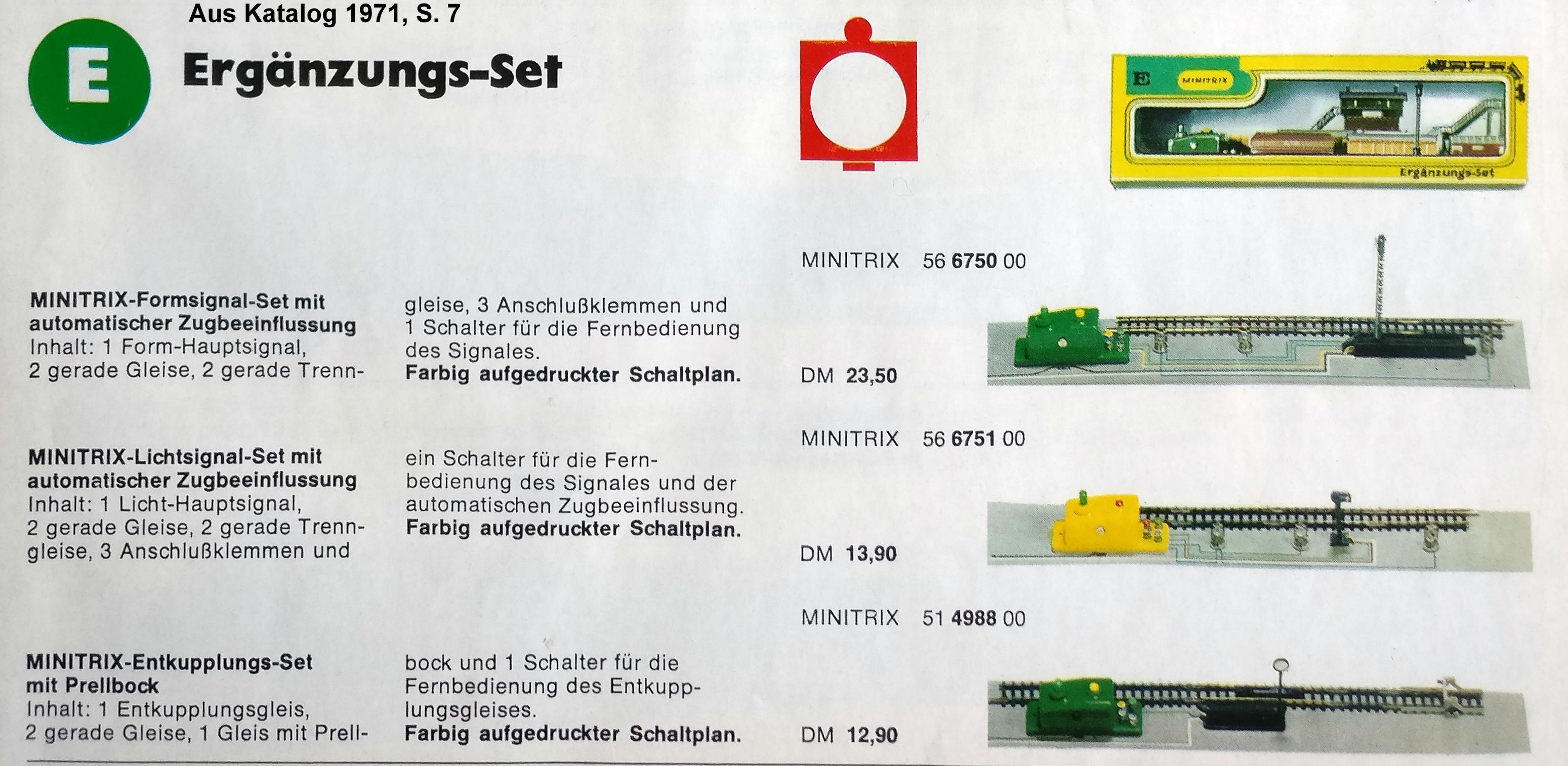 Alles für Modelleisenbahn in Spur-N - Modell: Minitrix 51 4988 00 ...